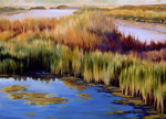Wetlands Wall Art Print