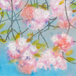 Japan Cherry Blossom Wall Art Print