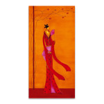 Geisha I Wall Art Print