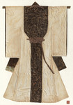 Old Kimono Wall Art Print