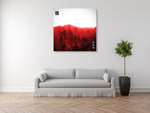 Traditional Japanese Ink I Wall Art Print on the wall