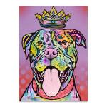 Imperial Dog Wall Art Print