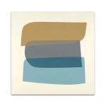 Three Colours Wall Art Print