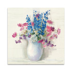 Bright Bouquet I Wall Art Print