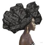 Pure Style Black II Wall Art Print