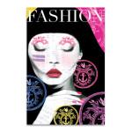 The Fashion Wall Art Print