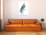 Bird I Wall Art Print on the wall