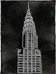 New York Chrysler Building Wall Art Print