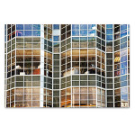 Office Building San Francisco Wall Art Print