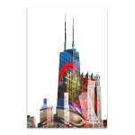 Willis Tower Chicago Wall Art Print