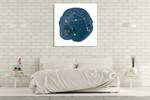 Horoscope Libra Wall Art Print on the wall