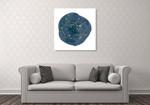 Horoscope Sagittarius Wall Art Print on the wall