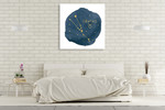 Horoscope Taurus Wall Art Print on the wall
