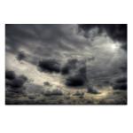 Storm Clouds Wall Art Print