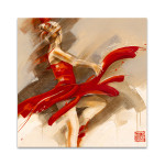 Lost in Motion Wall Art Print