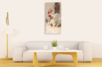 Romeo and Juliet I Wall Art Print on the wall