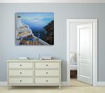 Vast Ocean on the wall