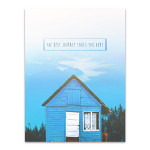 Tiny Home Sentiments III Wall Art Print