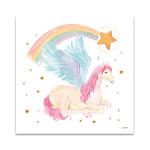 Magical Friends II Wall Art Print