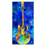 Guitar Wall Art Print