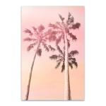 Pink Sunset II Wall Art Print