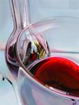 Red Wine Wall Art Print