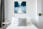 Boundary Waters Wall Art Print on the wall