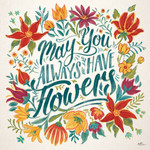 Happy Thoughts IV Wall Art Print