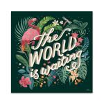 Jungle Love I Wall Art Print