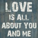 Pure Love Wall Art Print