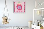 Pretty Jams and Jellies I Wall Art Print on the wall