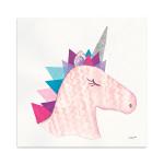 Unicorn Power I Wall Art Print on the wall