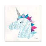 Unicorn Power II Wall Art Print