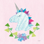 Unicorn Power IV Wall Art Print