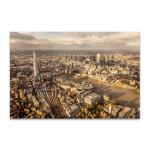 Shard and London Bridge Wall Art Print