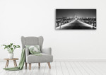 St Paul Cathedral London Wall Art Print on the wall