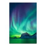 Aurora Borealis II Wall Art Print