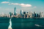 New York Statue of Liberty Wall Art Print