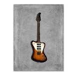 Gibson Firebird 65 Wall Art Print