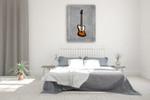Gibson Firebird 65 Wall Art Print on the wall
