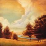 Majestic Morning II Wall Art Print