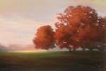 Autumn Glow Wall Art Print