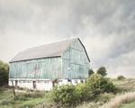 Late Summer Barn I Wall Art Print