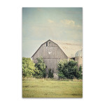 Late Summer Barn II Wall Art Print