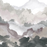 Layers of Winter C Wall Art Print
