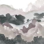 Layers of Winter D Wall Art Print