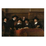 Syndics Of The Drapers Guild Rembrandt
