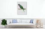Bird IV Wall Art Print on the wall