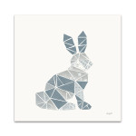 Geometric Animal III Wall Art Print