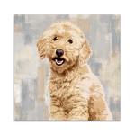 Poodle Wall Art Print